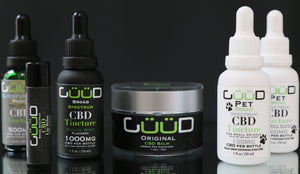150MG Guud Pet CBD Tincture - For Small Pets