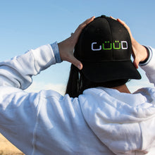 Load image into Gallery viewer, Guud Classic Black Trucker Hat