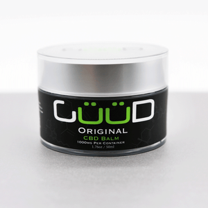 1000MG Original CBD Hemp Infused Balm