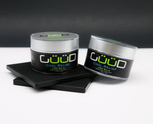 500MG Cool Relief CBD Hemp Infused Balm