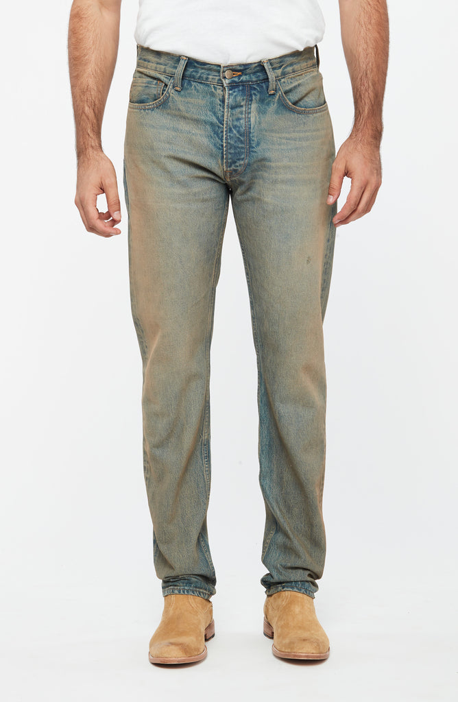 Brine Taper, New American Selvedge, Vintage Wash
