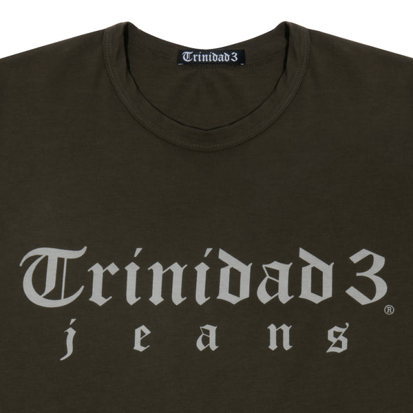 Trinidad3 Jeans Pima Cotton T-Shirt OD Green