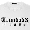Trinidad3 Jeans Pima Cotton T-Shirt White