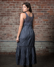 Load image into Gallery viewer, Monoreno Indigo Lace Trimmed Gown