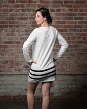 Load image into Gallery viewer, Vivilish Long Sleeve Fleece Dress