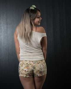 E-Fashion Short Floral