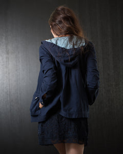 Sweet Wanderer Navy Jacket