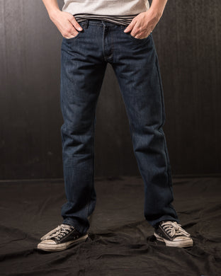 Hawks Bay Slim Dark Wash Denim