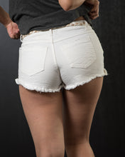 Load image into Gallery viewer, Blu Pepper Natural Short & Belt Ivory