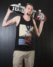 Load image into Gallery viewer, Shaka Wear Skateboarding Graphic Tank
