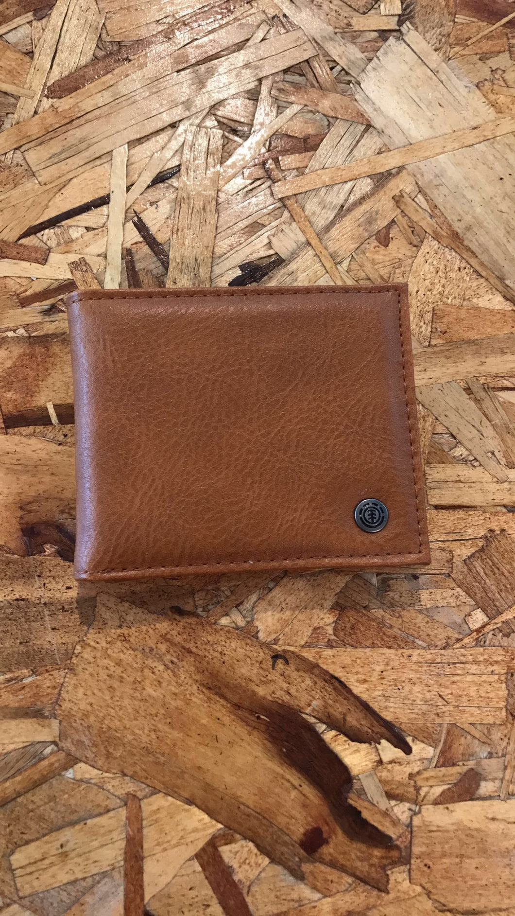Element Leather Wallet