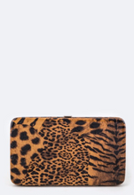 Load image into Gallery viewer, Cheetah/Zebra Print Wallet (2 Colors)