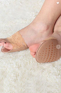 Aichuang Foot & High Heel Nursing Pads (Available in Black or Nude)