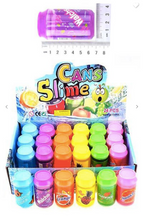 "Load image into Gallery viewer, Kids Cans of Slime (Available in 6 Different ""Flavors"")"