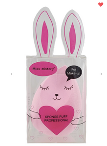 Miss Mistery's Rabbit Blending Sponge (Available in 8 Different Colors!!)