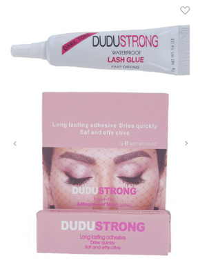Long Lasting Eyelash Adhesive