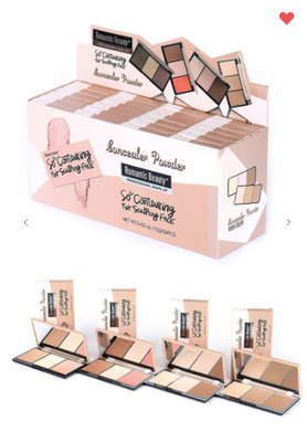 Romantic Beauty Concealer Powder (Four Different Palettes)