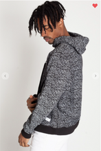 Load image into Gallery viewer, KDNK Pullover Hoodie W/ Zipper Pocket Strap (Available in sizes S-XL)