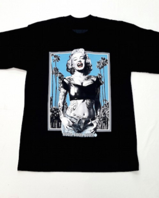 WEIV.LA Marilyn Monroe Tee (Black or White)