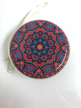Load image into Gallery viewer, Mandala Printed Coin Purse