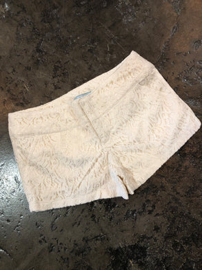 Beta House Lace Short Cream