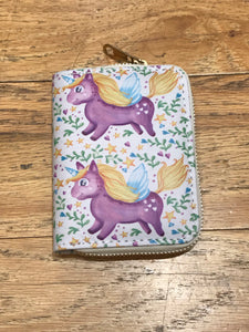 Unicorn Wallet (6 Different Styles!)