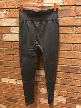 Load image into Gallery viewer, New Mix Premium Fleece Legging Charcoal