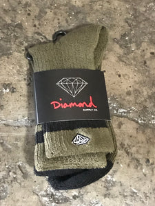 Men's Diamond Socks