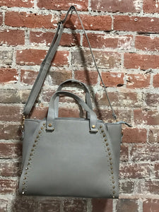 AR New York Spike Studded Handbag