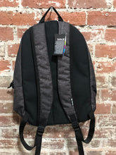 Load image into Gallery viewer, Hurley Black & Grey Backpack