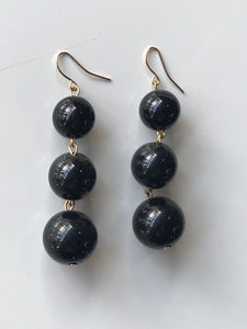 Ball Dangle Earrings