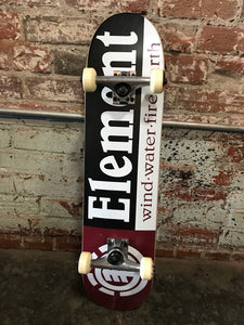 Element Skateboard Complete Deck