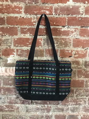 Aztec Print Fashion Tote