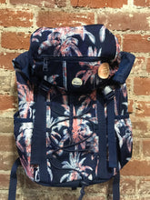 Load image into Gallery viewer, Roxy Backpack Tropical Blue