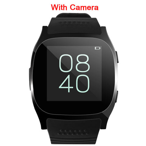 Smart Watch T8 Bluetooth Heart Rate Sport, Pedometer Sleep Monitor
