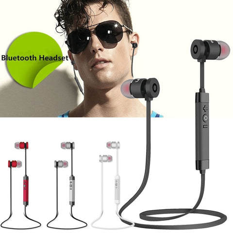 Universal Sports Waterproof Sweat proof Bluetooth Earphones