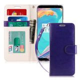 Samsung Galaxy S9 Case, FYY [Prevent Card Information Leaking Technique] Blocks RFID