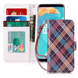 Samsung Galaxy S9+ Plus Case, FYY[Prevent Card Information Leaking Technique]