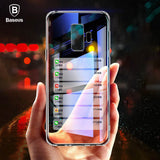 Samsung Galaxy S9 S9 Plus - Transparent TPU Silicone