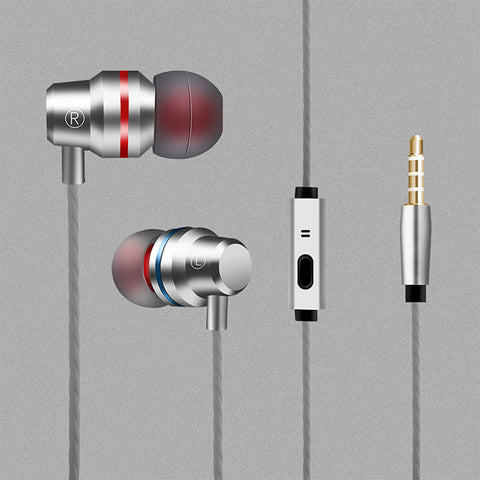 Lightweight Phone  EarBud Headphone 3.5mm