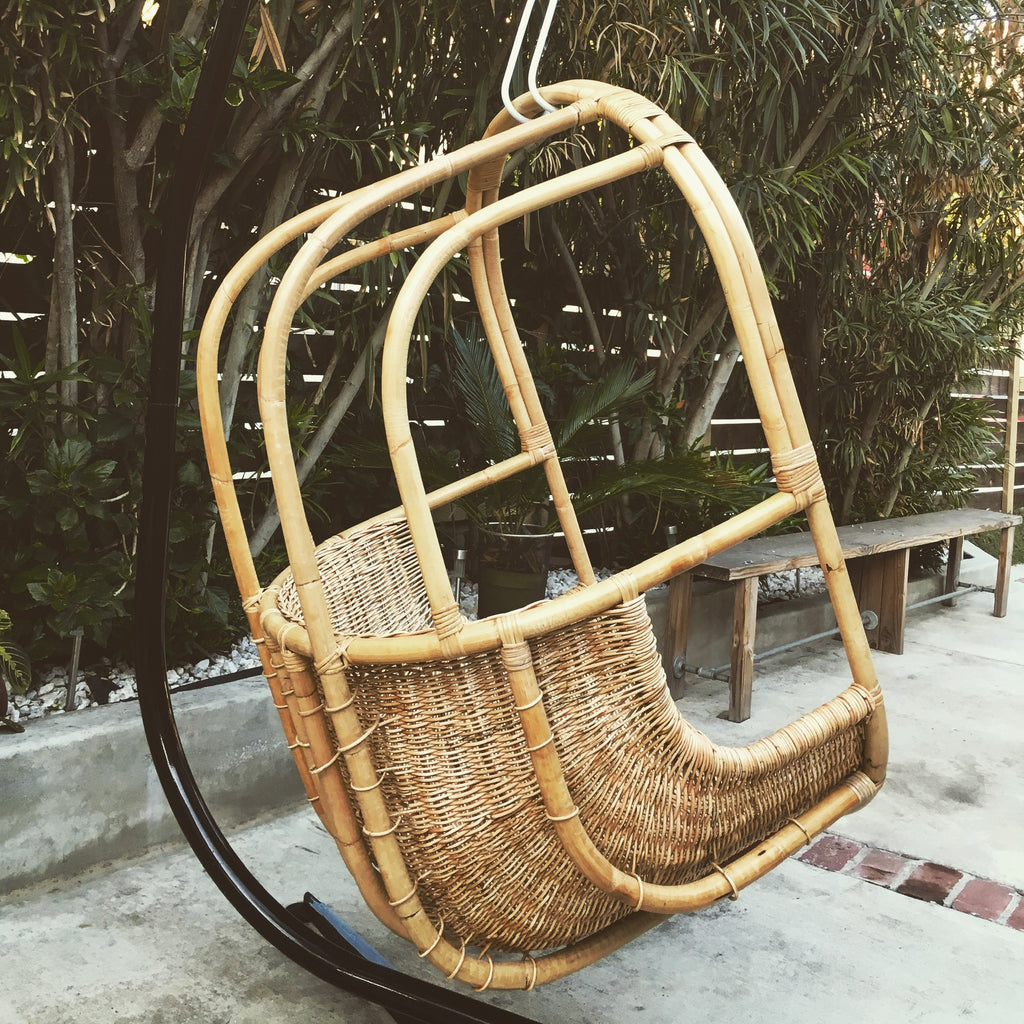El Nido Rattan Hanging Chair