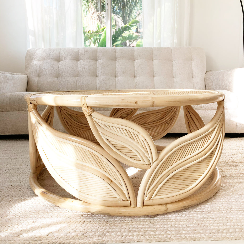 New Palma Rattan Coffee Table