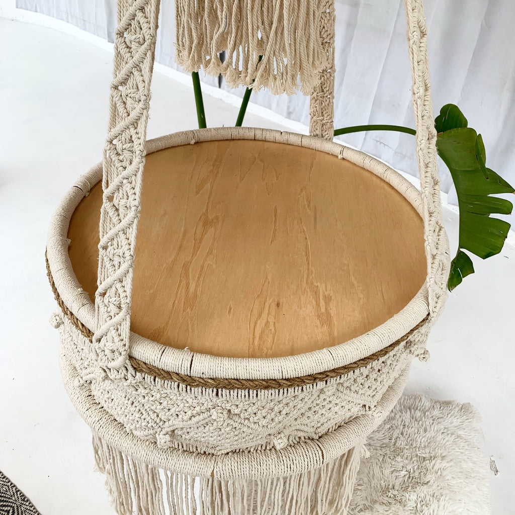 Spell Macrame Table