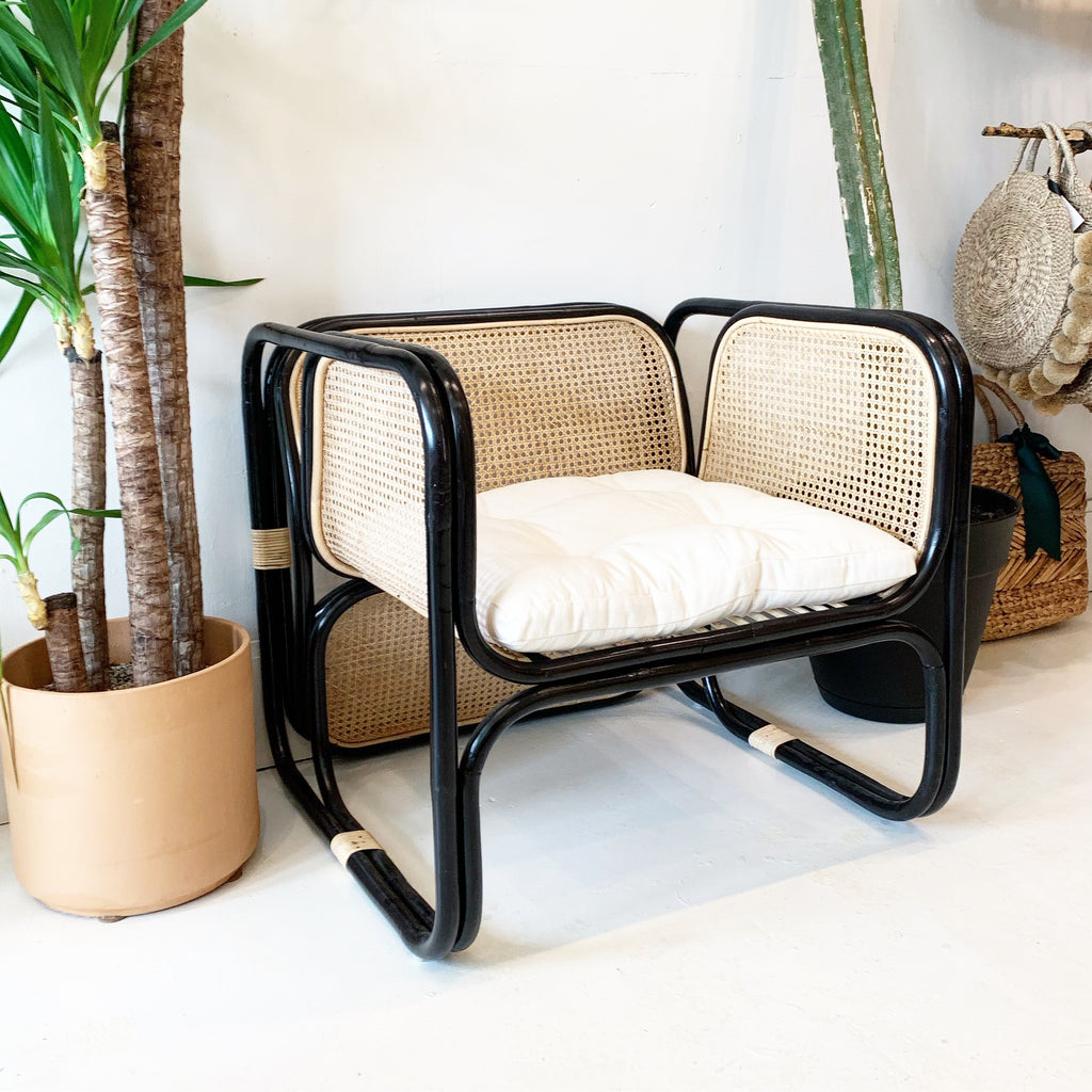 Cypress Rattan Lounge Chair - Just Landed!