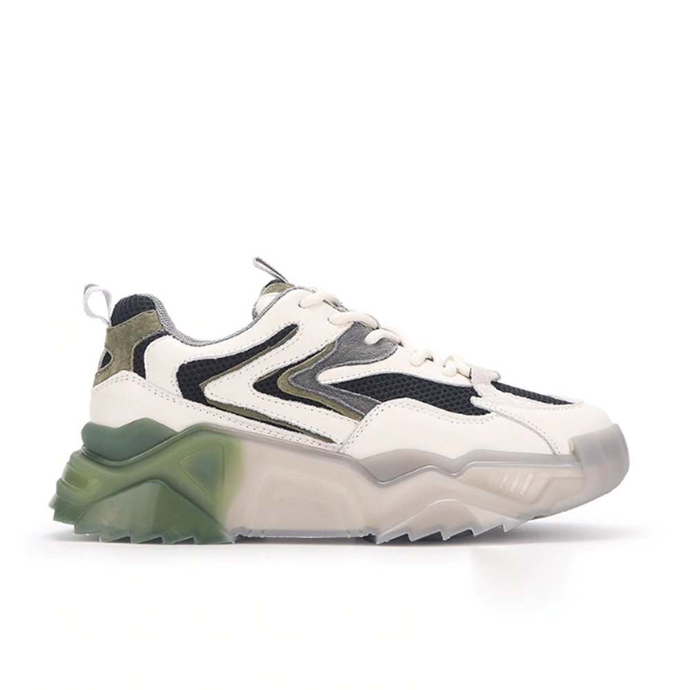 DEEP CORE WHITE GREEN Women - Urbanlife.cl - SNEAKER
