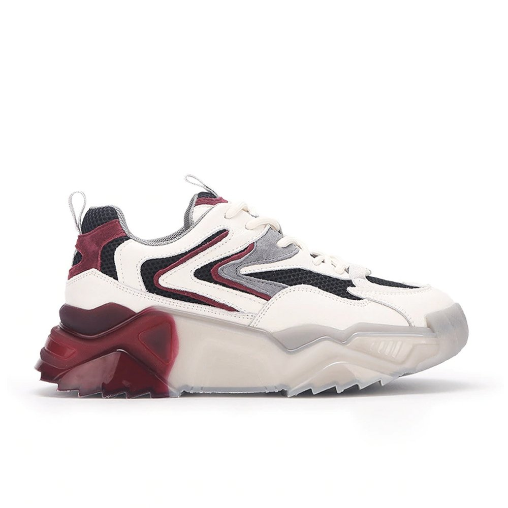 DEEP CORE WHITE RED Women - Urbanlife.cl - SNEAKER