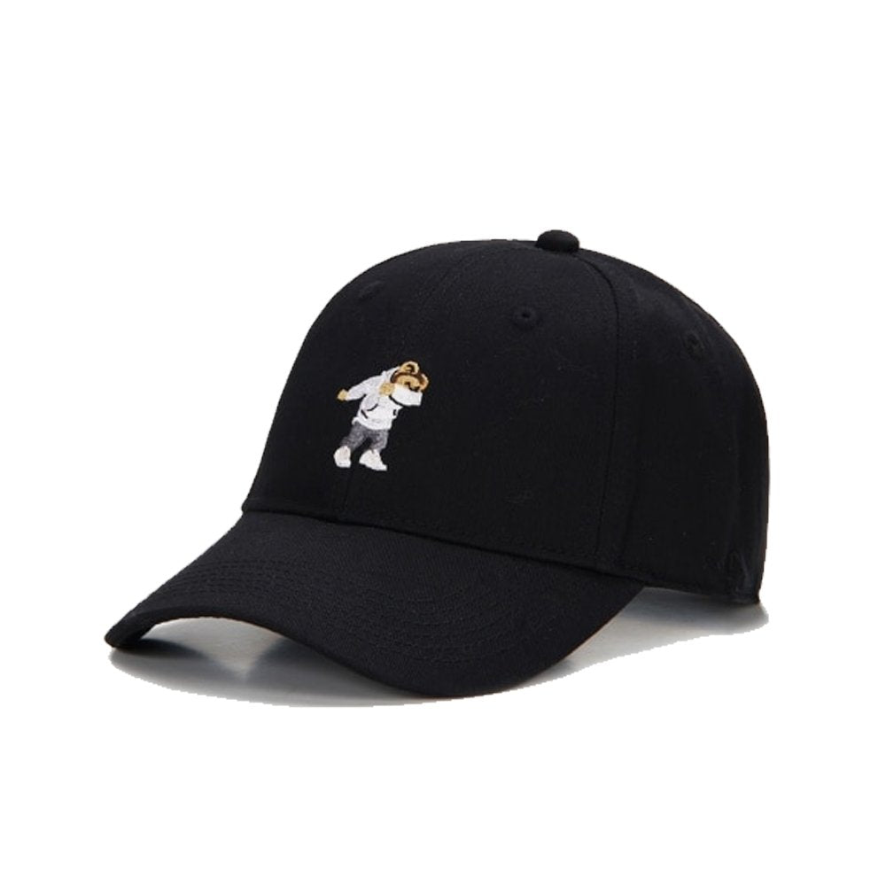 JOCKEY DAB BLACK - Urbanlife.cl - SNAPBACK