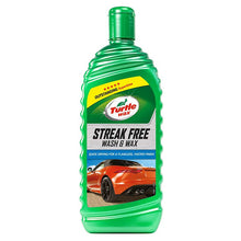 Streak Free Wash & Wax - Turtle Wax 1 L
