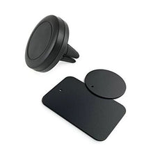 Car Magnetic Phone Holder Air Vent Mounting