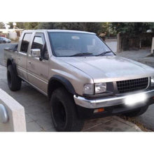 Chevrolet LUV 1990-1997 Double Cab Fender Flares Design A